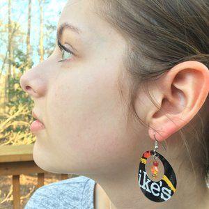 Mike's Hard 🍋 Lemonade Can Earrings,  Handmade